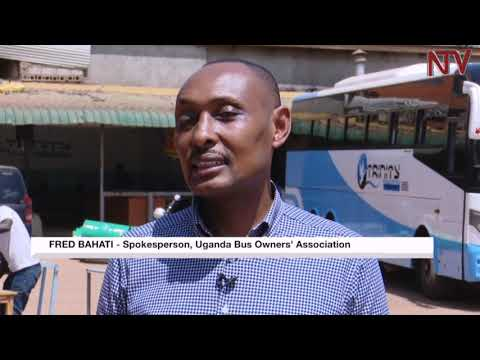 Bus owners count losses as Rwanda border closure enters third week