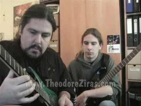 Theodore Ziras-Bodor Mate Jamming