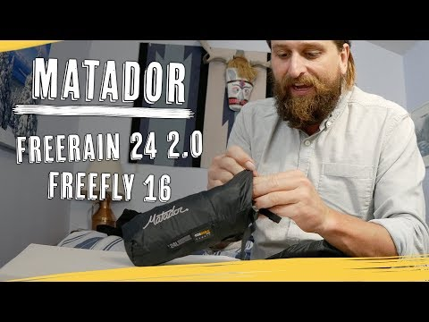 Best Packable Daypack for Minimal Travelers? (Matador Freerain + Freefly)