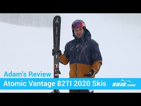 Video: Atomic Vantage 82 TI Skis 2020 1 50