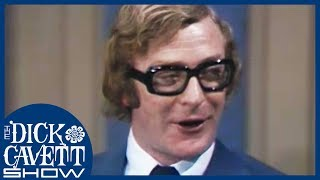Michael Caine On Being A Ladies Man   The Dick Cavett Show