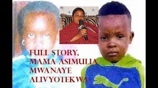 INAUMA SANA! Mama Asimulia Saa za Mwisho za Mwanaye kabla Hajatekwa na Kuuawa