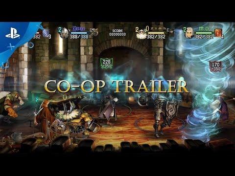 Dragon's Crown Pro - Co-Op Trailer | PS4 de Dragon's Crown Pro