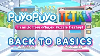 New to Puyo Puyo Tetris Sega will help you get back to