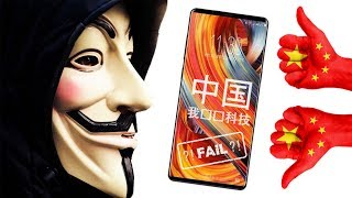 The TRUTH about CHEAP CHINESE Smartphones !