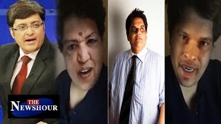 Tanmay Bhat Gone Too Far With His MOCKING Video The Newshour Debate 30th May 2016