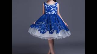 Little Girls Formal, Party And Wedding Pageant Evening Dresses For Special Occasion