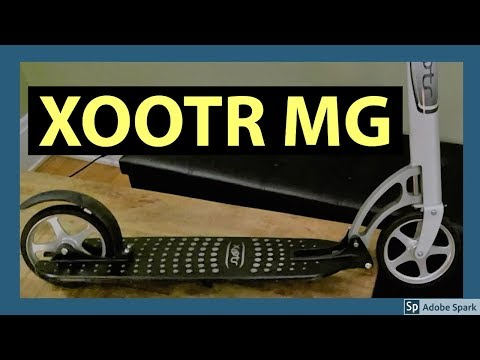 Xootr Mg Commuter Scooter Review