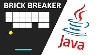 Java Game Programming - Develop a Brick Breaker Game