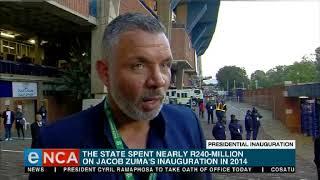 Mark Fish says Ramaphosa is a leader