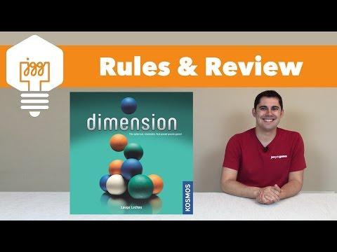 JonGetsGames - Dimension Review
