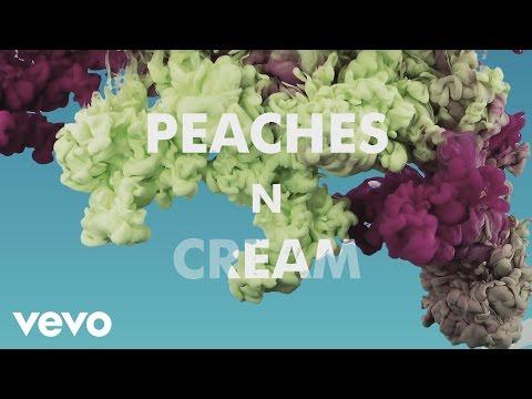 Peaches N Cream (Lyric Video)