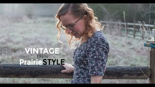Recent Makes And 1940s Vintage Prairie Style