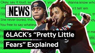 "6LACK & J. Cole's ""Pretty Little Fears"" Explained | Song Stories"