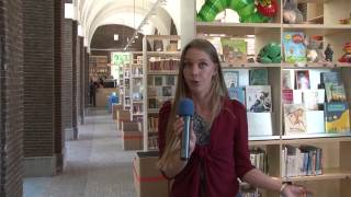 Expose extra: Opening bibliotheek in de Korenbeurs
