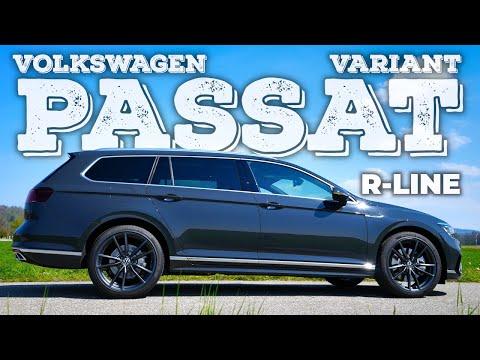 Volkswagen Passat Variant R-Line 2020