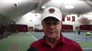 Women's Tennis: UNC & NC State Preview (Feb. 20, 2019)
