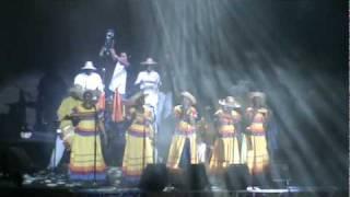 Grupo Socavón - Homenaje a Justino - Festival de la Marimba