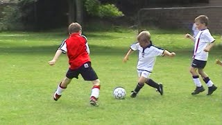 The 7 Year Old Lionel Messi