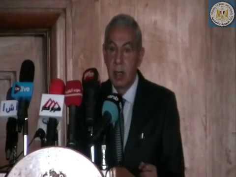 قابيل :خلال الحفل الختامى لمشروع التوأمة المؤسسية بين جهاز حماية المنافسة المصرى والإتحاد الأوروبى