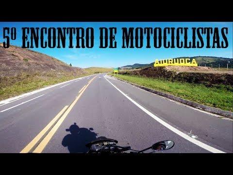 Chegando em Aiuruoca pro 5 Encontro de Motociclistas - XRE300