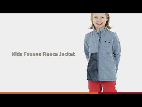 KIDS Faunus Fleece Jacket (deutsch) | VAUDE