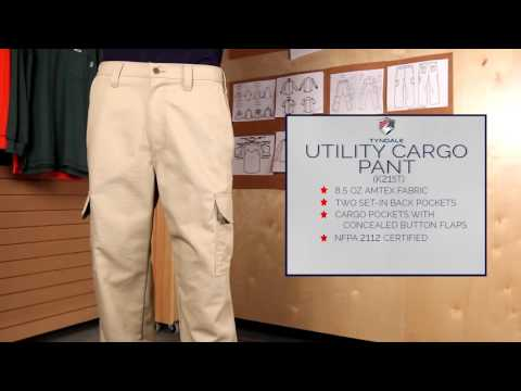 Utility Cargo Pant Product Video K215T