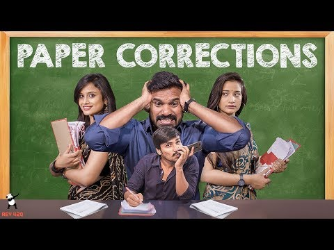 Faculty during Paper Corrections   College Life Ep-6    Rey420    Infinitum Media
