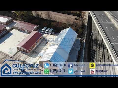 12x30m Makaslı Model Büyükşehir Belediyesi ANKARA