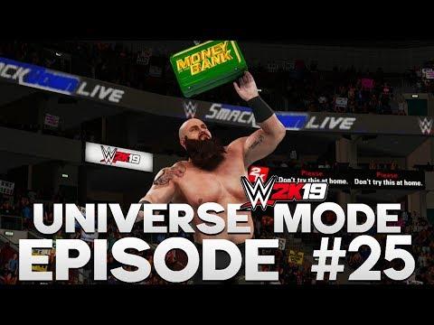 WWE 2K19 | Universe Mode - 'HE'S GOT THE FLU!' | #25