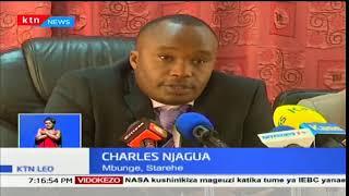 Mbunge wa Starehe Charles Njagua aomba msamaha kwa Babu Owino