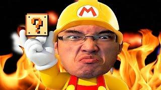 Super Mario Maker FR   RAGE QUIT ENCORE!