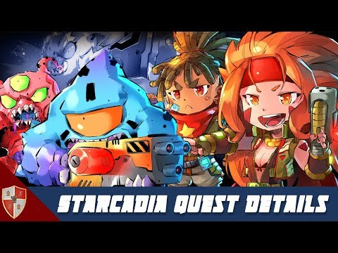 Starcadia Quest Details