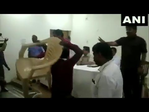 Maharashtra: BSP leader beaten with chairs, shirt ripped during party meet