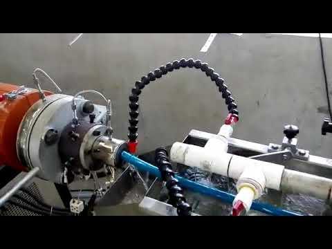 PVC Garden Pipe Extruder Machine