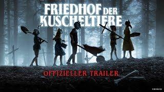 Friedhof der Kuscheltiere Film Trailer
