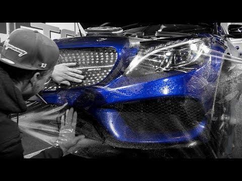 Detailing und Versiegelung für 3.200 € - bei einem Neuwagen!?   C43 AMG