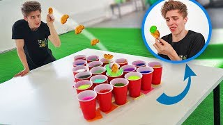 TERRIBLE NUGGETS PONG  !