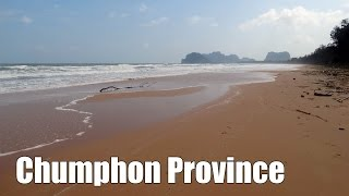 preview picture of video 'Chumphon Province จังหวัดชุมพร South Thailand'