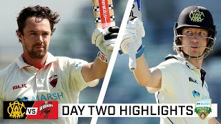 Head, then Bancroft pile on the runs at the WACA | Marsh Sheffield Shield 2020-21