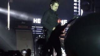 Muse   BloopersFunny Moments 2015 (PsychoDrones Tour)
