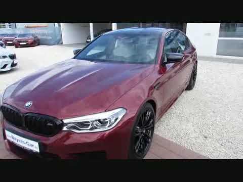 Wideo BMW M5 MCompet.MTrack CARBONBrem.Sitzlüft.B&W Neu163