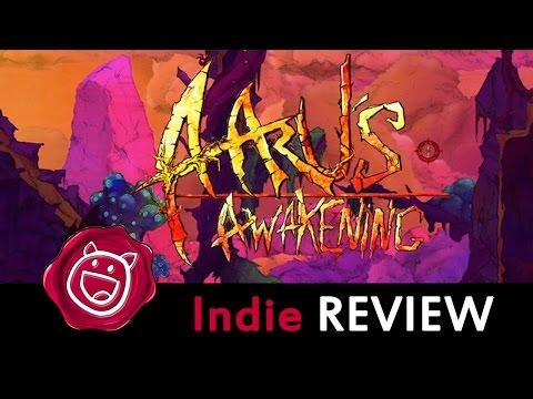 Aaru's Awakening Playstation 4