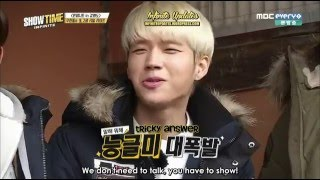 [ENG-SUB] 151217 MBC INFINITE Showtime Ep. 2 (Part 1 of 2)