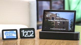 Lenovo made a great tiny home hub and Alexa tablet