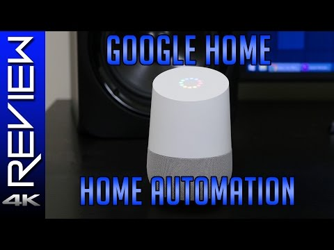 Google Home Review – Smartthings Integration – Home Automation – Better than Amazon Echo?