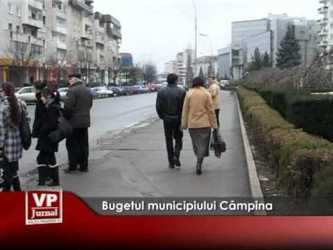 Bugetul municipiului Câmpina