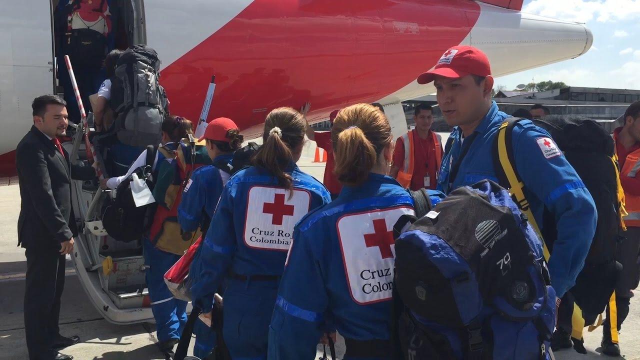 HispanoPost acompañó un vuelo para llevar ayuda humanitaria a Mocoa