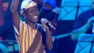 Şarkı Finali   Romanya   'Tahtalara Vur' Madagaskar