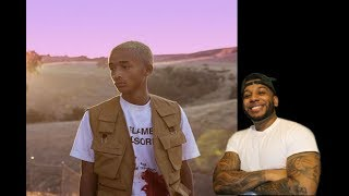 Jaden Smith   THE SUNSET TAPES: A COOL STORY First REACTIONREVIEW